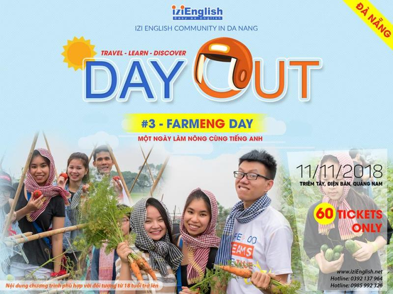 "READY FOR ""DAY OUT 3 - FARMENG DAY""!!!"