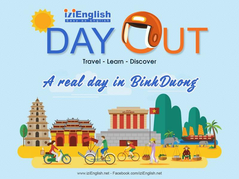 [IZI SAI GON] DAY OUT 2 - A REAL DAY IN BINH DUONG